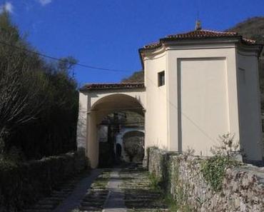 Sacro Monte von Ossuccio am Comer See