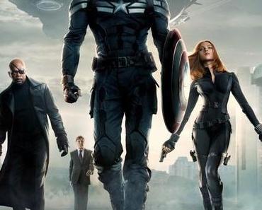 """Filmrezension von """"Captain America 2: The Return of the First Avenger"""""""