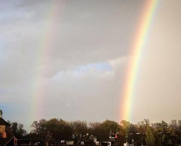 Finde-einen-Regenbogen-Tag: Der amerikanische Find a Rainbow Day