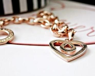 Gönn mir was :: 'Love forever'-Thomas Sabo Armband in rosegold