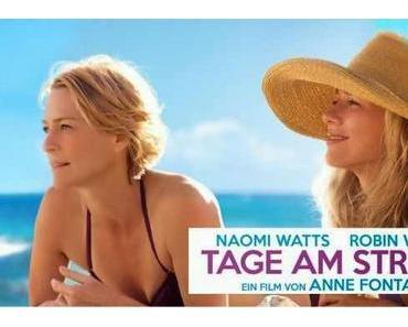 Review: TAGE AM STRAND – Wo die Liebe hinfällt, da stürzen auch wir