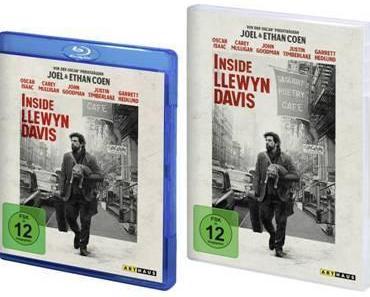 Neuerscheinungen auf BluRay Disk - Inside Llewyn Davis