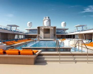 Check-in zum Work-out auf der Mein Schiff 3 – TUI Cruises startet erste Fitness-Woche auf dem Meer