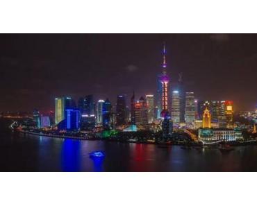 This is Shanghai: Zeitraffer-Video der chinesischen Metropole