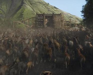 """""""Noah"""" von Darren Aronofsky"""