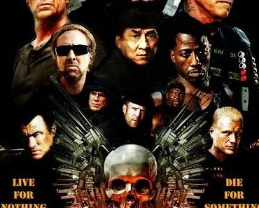 Teaser-Trailer - The Expendables 3