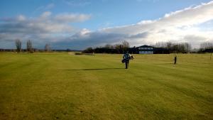 Rückblick auf das Golfwochenende bei den Profis und uns!