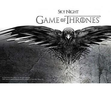 Vorschau zur Game of Thrones Sky Night