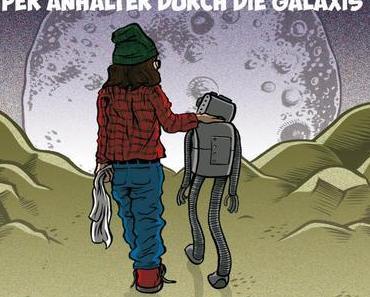 Johnny Rakete – Per Anhalter durch die Galaxis (free DeutschRap-EP)