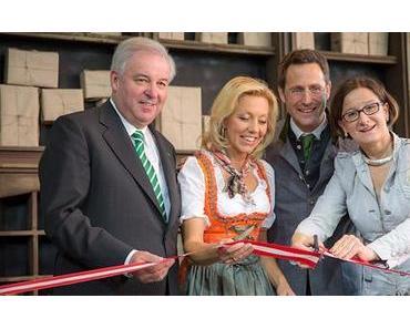 Offizielle Eröffnung der erLEBZELTEREI Pirker in Mariazell