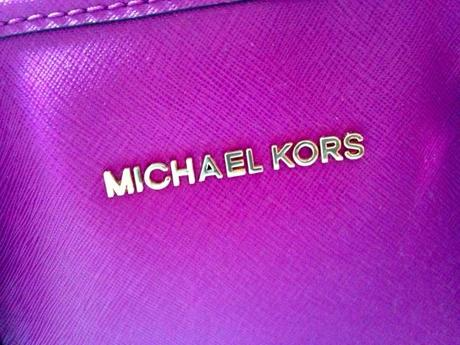 New In: Michael Kors JSTravel Bag