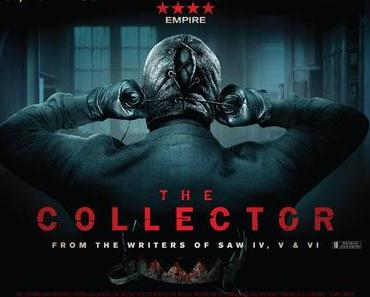 Review: THE COLLECTOR – HE ALWAYS TAKES ONE! - Willkommen im Haus der 1000 Fallen