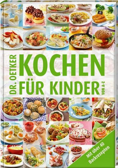rezension kochen f r kinder von a z von dr oetker. Black Bedroom Furniture Sets. Home Design Ideas