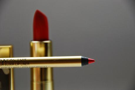 Max Factor - Red Lips