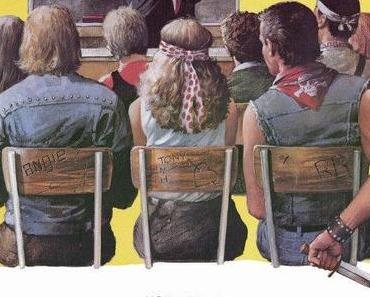 Review: DIE KLASSE VON 1984 - Rape, Revenge und Nachsitzen