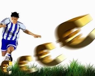 Der goldene Schuss oder die bestbezahlten Fußballer der Welt. Millionäre ohne Ende ...