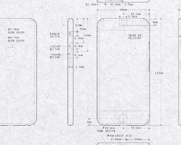 Renderings zeigen 4,7 und 5,7 Zoll iPhone 6
