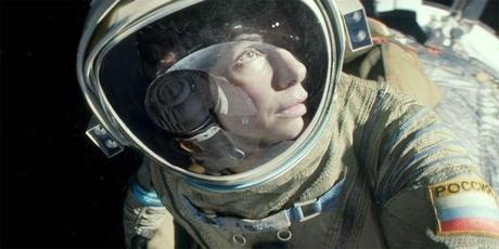 BluRay Disk  Review - Gravity