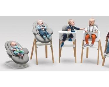 Stokke® Steps™ – das All-in-one-Sitzsystem