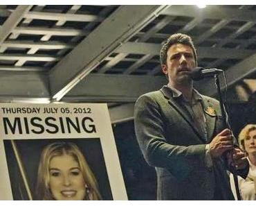 "Trailerpark: ""She may be the face I can't forget"" - Erster Trailer zum Thriller GONE GIRL von David Fincher"
