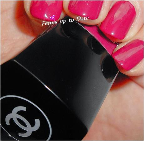 Chanel Nail Colour - ღ Coup de Coeur ღ
