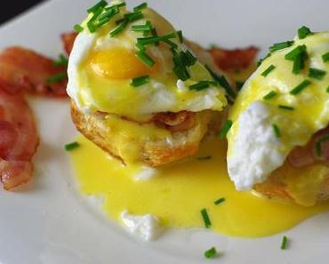 Nationaler Eggs-Benedict-Tag – der amerikanische National Eggs Benedict Day