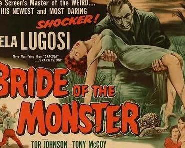 Review: BRIDE OF THE MONSTER - Interessant charmant