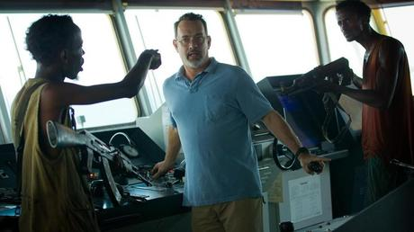 BluRay Disk  Review - Captain Phillips
