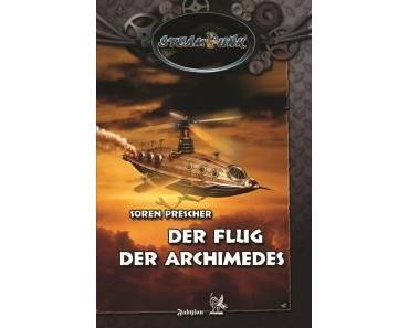 Rezension zu SteamPunk 4 – Der Flug der Archimedes