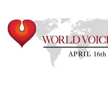 Internationaler Tag der Stimme – World Voice Day (WVD)