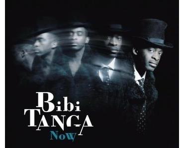 Bibi Tanga veröffentlicht sein britisches Album NOW
