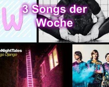3 Songs der Woche: Cut Copy, Ablebody, Django Django