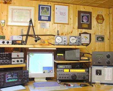 Weltamateurfunktag – World Amateur Radio Day