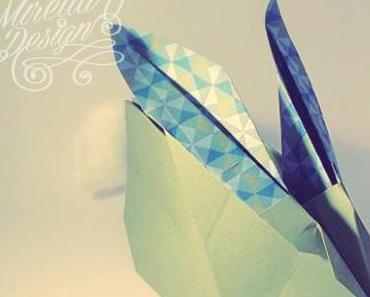 Origami Ostern
