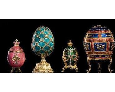 Frohe Ostern mit Fabergé-Eiern