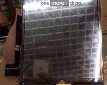 iPad Air 2 Front Panel Leak?