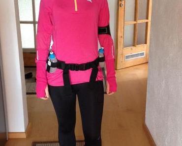 Ich bin dann mal meinen ersten Halbmarathon gelaufen