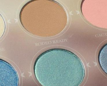 I´m back with Zoeva Rodeo Belle and Love Is A Story [First Look]