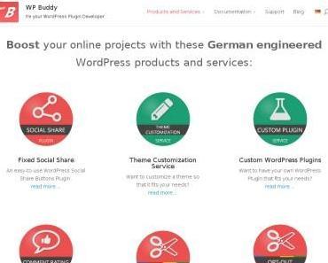 WordPress Plugin Developer – WP-Buddy