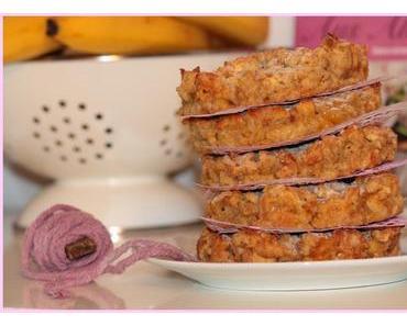 Osterbrunch und veganer Apfel-Pfirsich Crumble