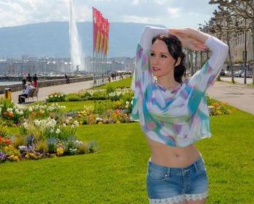 Modeblog Update – Hotpants und Pumps am Genfer See
