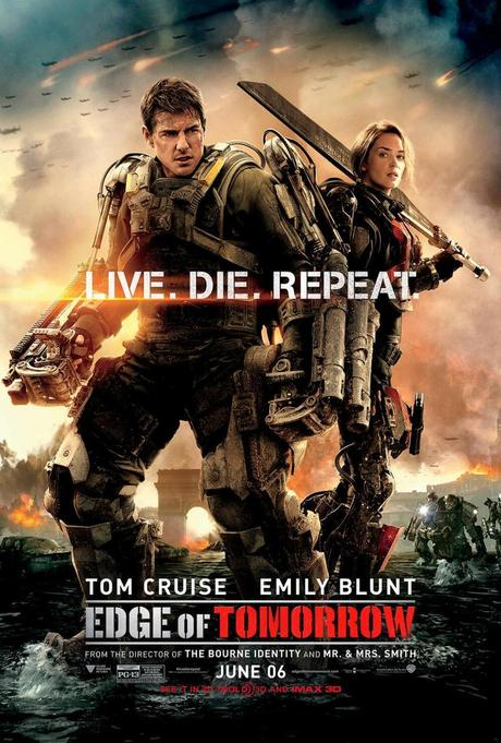 Edge of Tomorrow: Neues Poster und TV-Spot erschienen