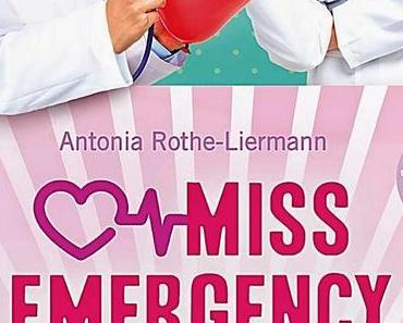 Rezension: Miss Emergency 05- Überdosis Schmetterling von Antonia Rothe-Liermann