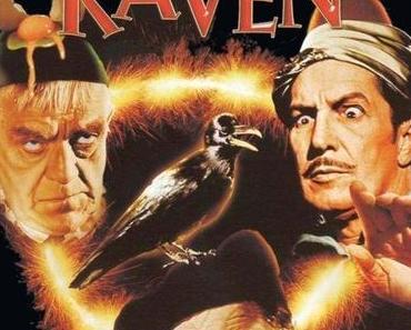 Review: DER RABE - DAS DUELL DER ZAUBERER - Edgar Allan Poe wäre stolz gewesen...