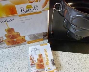 Küchenallerlei: Birkmann Happy Birthday 3D Backform