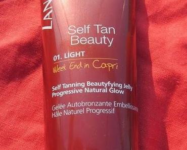 Review: Lancaster Self Tan Beauty Face & Body