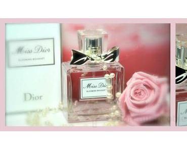 Miss Dior Blooming Bouqet …es begann mit einem Rosenblütenlatt…
