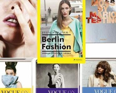 Neue Modebücher im Frühjahr