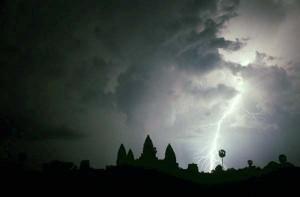 Kambodscha Klima – Vorsicht Blitzschlag