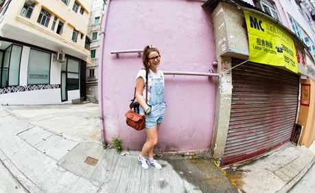 Reisen: 90's Feeling in Hongkong